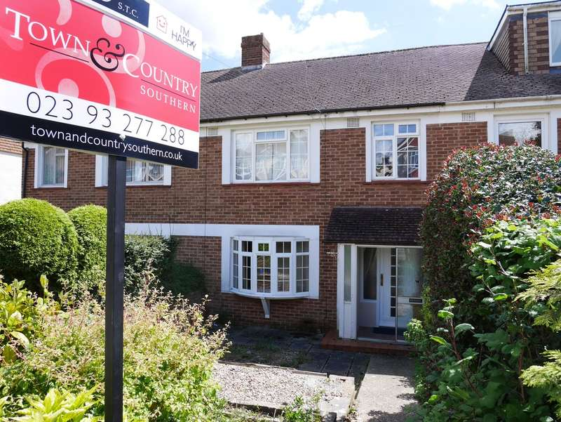 3 Bedrooms Terraced House for sale in Farlington, Hampshire