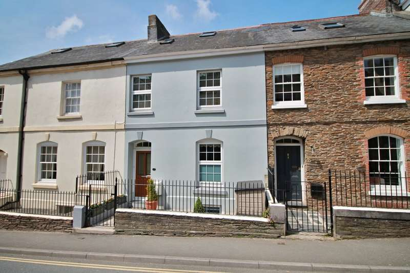 4 Bedrooms Terraced House for sale in Church Street, Kingsbridge