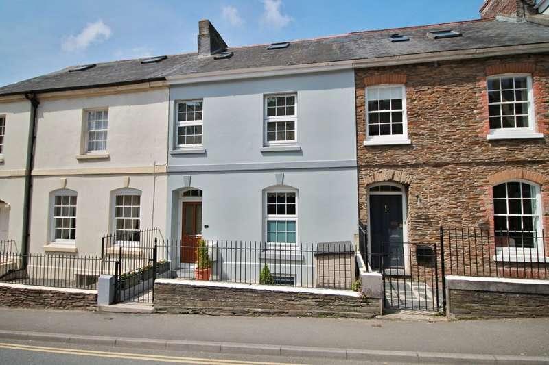 4 Bedrooms Terraced House for sale in Church Street, Kingsbridge