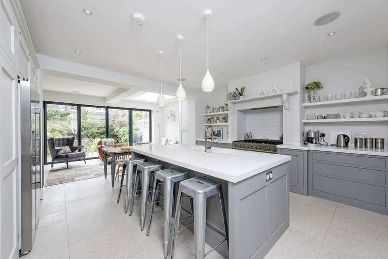 4 Bedrooms Terraced House for sale in Culmstock Road, Battersea, London