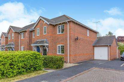 3 Bedrooms Semi Detached House for sale in Victoria Mill Drive, Willaston, Nantwich, Cheshire