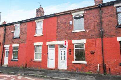 2 Bedrooms Terraced House for sale in Windmill Lane, Stockport, Greater Manchester, England