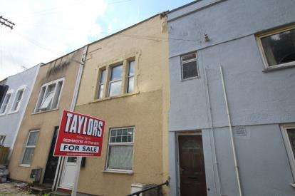 2 Bedrooms Maisonette Flat for sale in St. Lukes Road, Totterdown, Bristol, United Kingdom