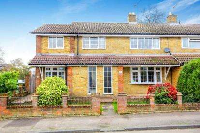 4 Bedrooms End Of Terrace House for sale in Dellcut Road, Hemel Hempstead, Hertfordshire