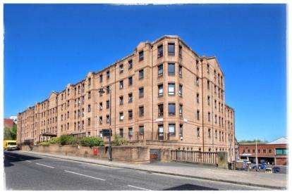 1 Bedroom Flat for sale in West Graham Street, Garnethill, Glasgow