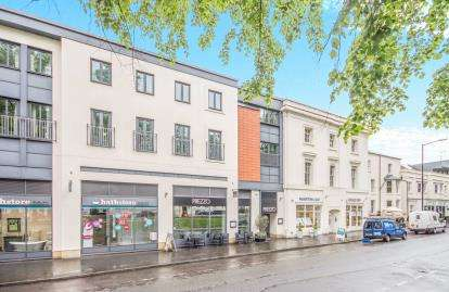 2 Bedrooms Flat for sale in Wellington House, 29 Regent Grove, Leamington Spa, Warwickshire