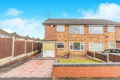 2 Bedrooms Maisonette Flat for sale in Glenmead Road, Great Barr, Birmingham, West Midlands
