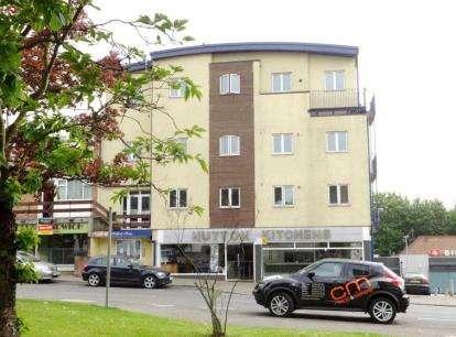 2 Bedrooms Flat for sale in Radford Way, Billericay, Essex
