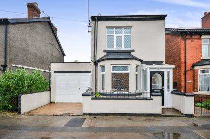 3 Bedrooms Detached House for sale in Vernon Road, Kirkby-In-Ashfield, Nottingham, Nottinghamshire