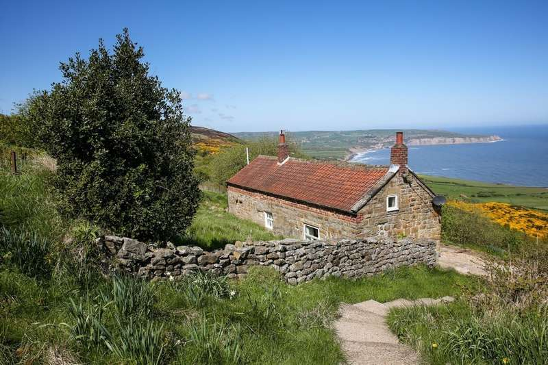 3 Bedrooms Detached House for sale in Robin Hood Road, Ravenscar