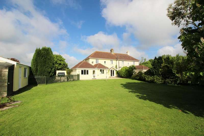 3 Bedrooms Semi Detached House for sale in Overtown Cottages, Wroughton, Wiltshire, SN4 0SJ