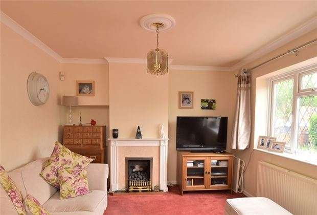 2 Bedrooms End Of Terrace House for sale in Rewley Road, CARSHALTON, Surrey, SM5 1DB