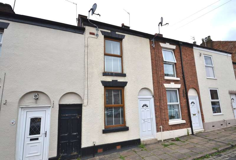 2 Bedrooms Terraced House for sale in Peel Street, Macclesfield
