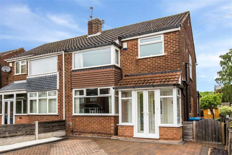 3 Bedrooms Semi Detached House for sale in Arlington Avenue, Swinton, Manchester, M27 0AQ