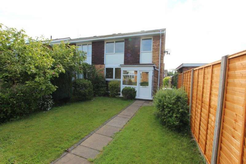 3 Bedrooms Semi Detached House for sale in Chichester Close, Hedge End SO30