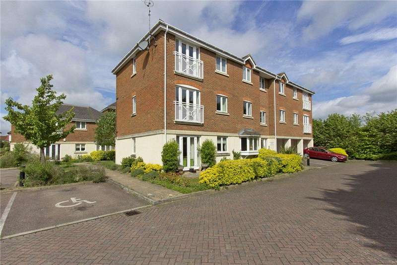 2 Bedrooms Apartment Flat for sale in Kingswood Place, Edenbridge, Kent