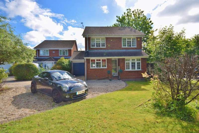 3 Bedrooms Detached House for sale in Old Basing, Basingstoke, RG24