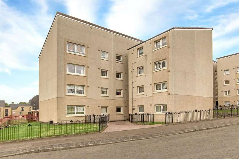 2 Bedrooms Flat for sale in 2/2, 36 Fountainwell Drive, Glasgow, Lanarkshire, G21