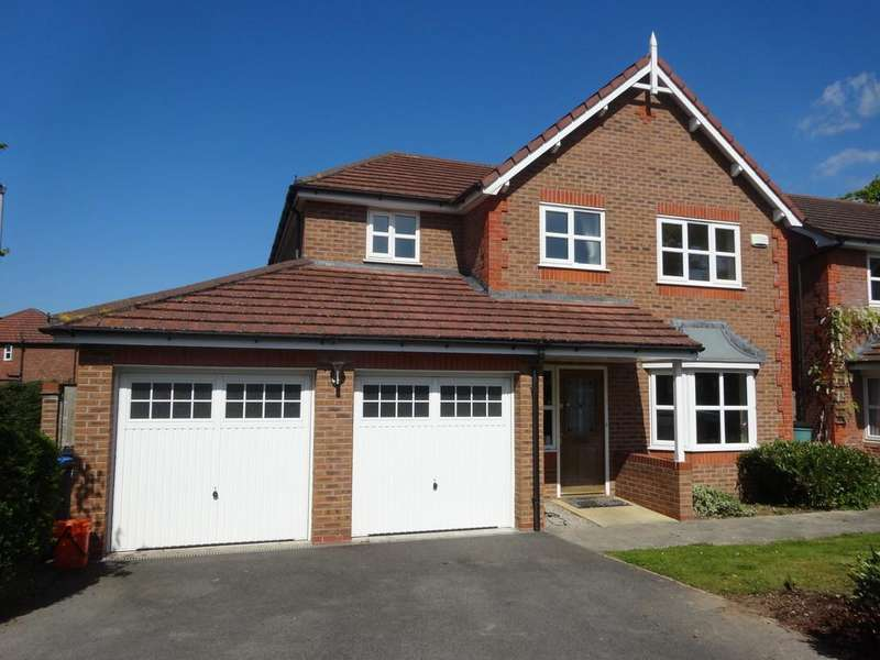 4 Bedrooms Detached House for sale in Ffordd Parc Castell, Bodelwyddan
