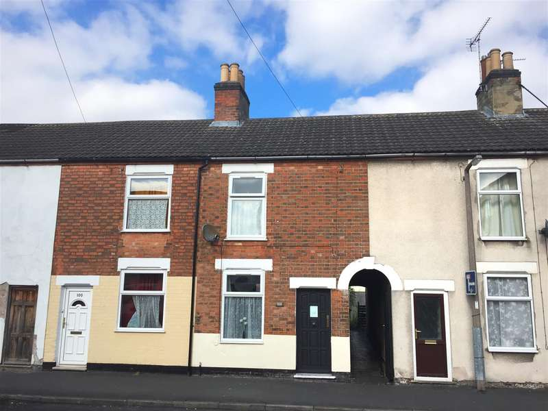 3 Bedrooms Terraced House for sale in Byrkley Street, Burton-On-Trent