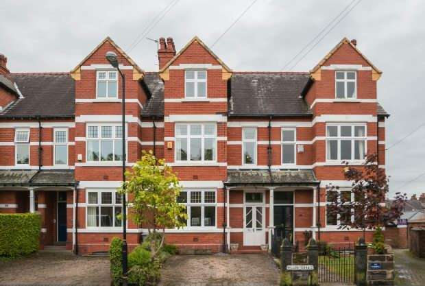 5 Bedrooms Terraced House for sale in Willow Tree Road, Hale