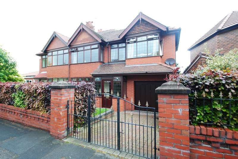 4 Bedrooms Property for sale in Brian Avenue, STOCKTON HEATH, Warrington, WA4
