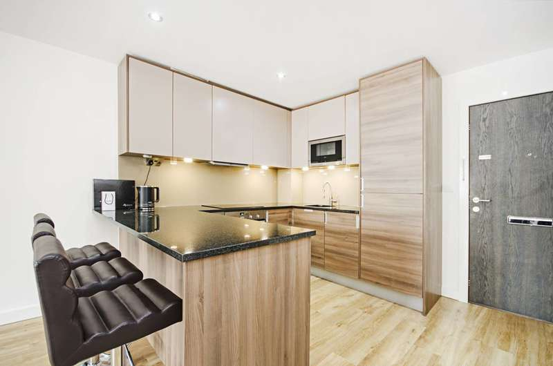1 Bedroom Flat for sale in East Drive, Colindale, NW9