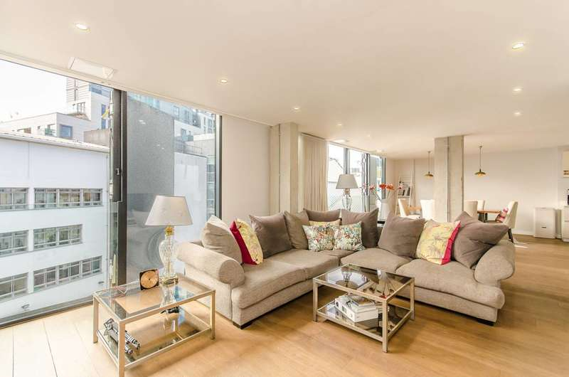 2 Bedrooms Flat for sale in Redchurch Street, Shoreditch, E2