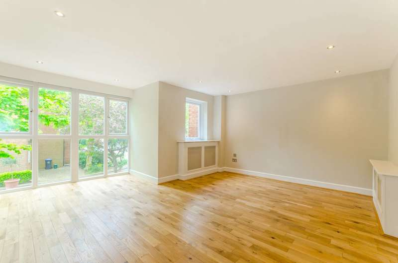 4 Bedrooms House for sale in Honeyman Close, Brondesbury Park, NW6