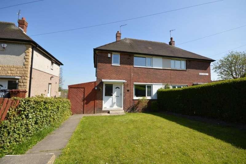 3 Bedrooms Semi Detached House for sale in Rydal Drive, Morley, Leeds, LS27