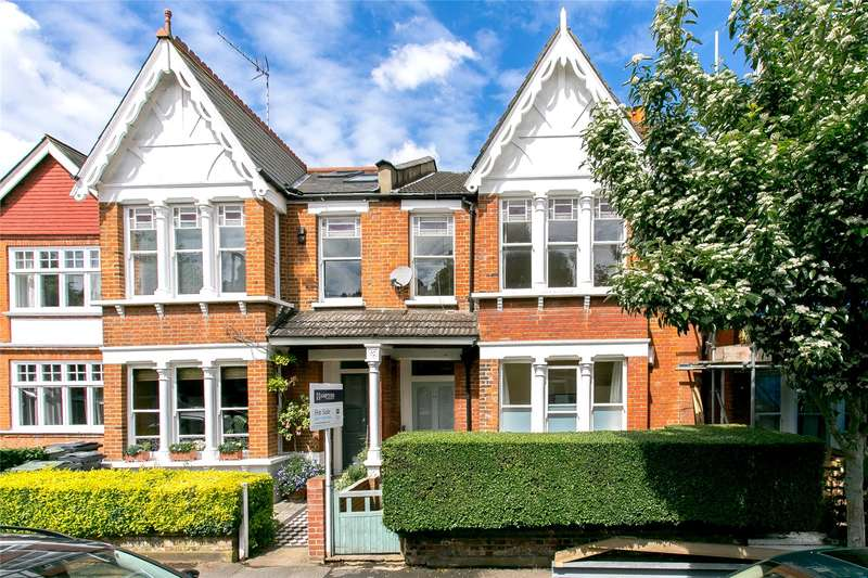 2 Bedrooms Flat for sale in Fawnbrake Avenue, London, SE24