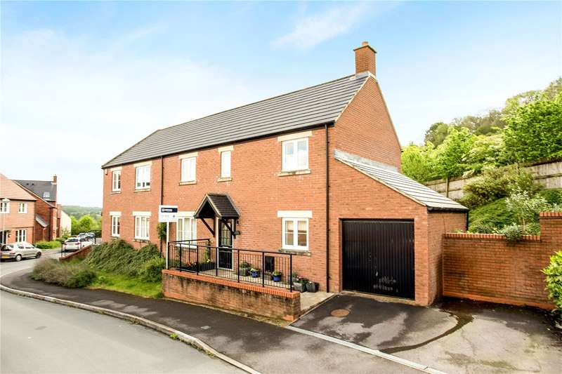 4 Bedrooms Semi Detached House for sale in White Horse Road, Marlborough, Wiltshire, SN8