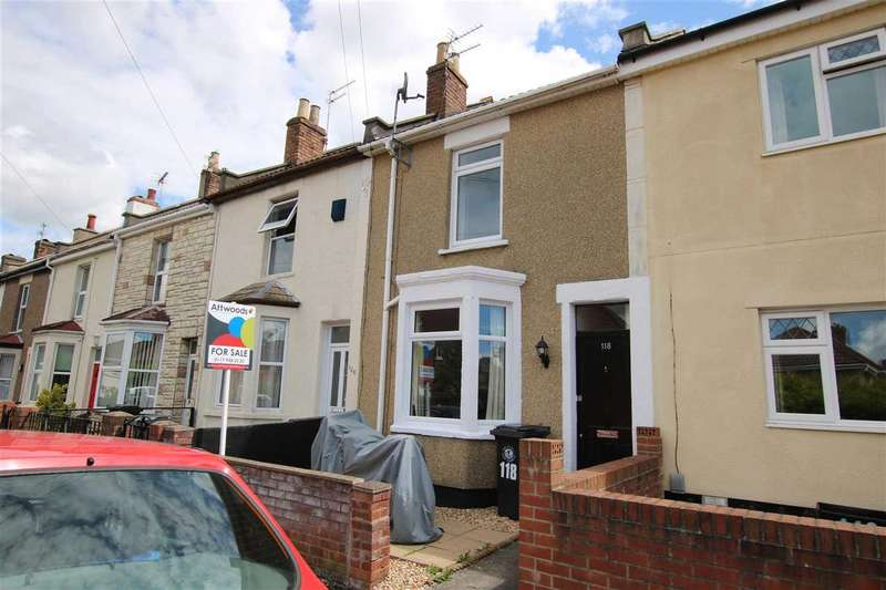 2 Bedrooms Terraced House for sale in Burchells Green Road, Kingswood, Bristol