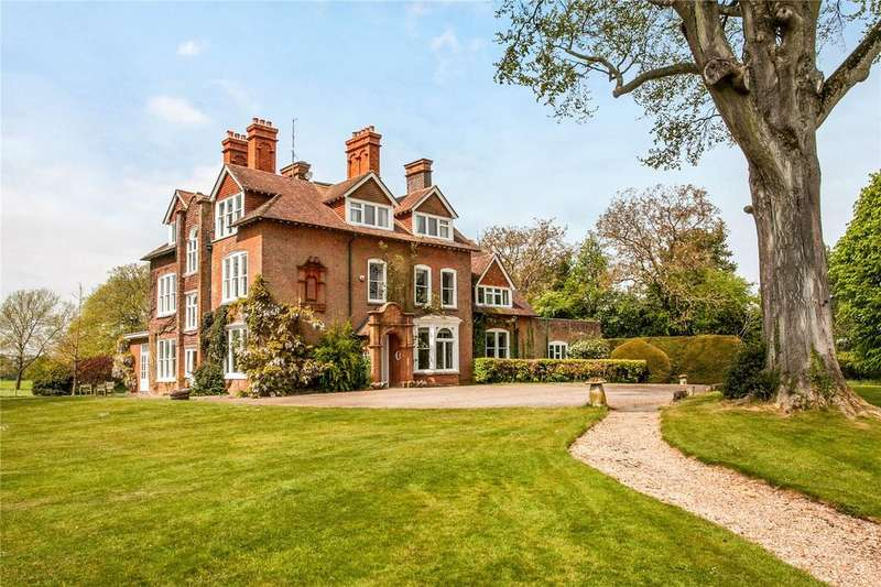 9 Bedrooms Detached House for sale in Wootton St. Lawrence, Basingstoke, Hampshire, RG23