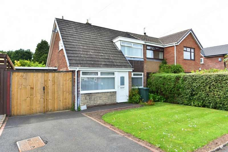 3 Bedrooms Semi Detached House for sale in Noel Gate, Aughton