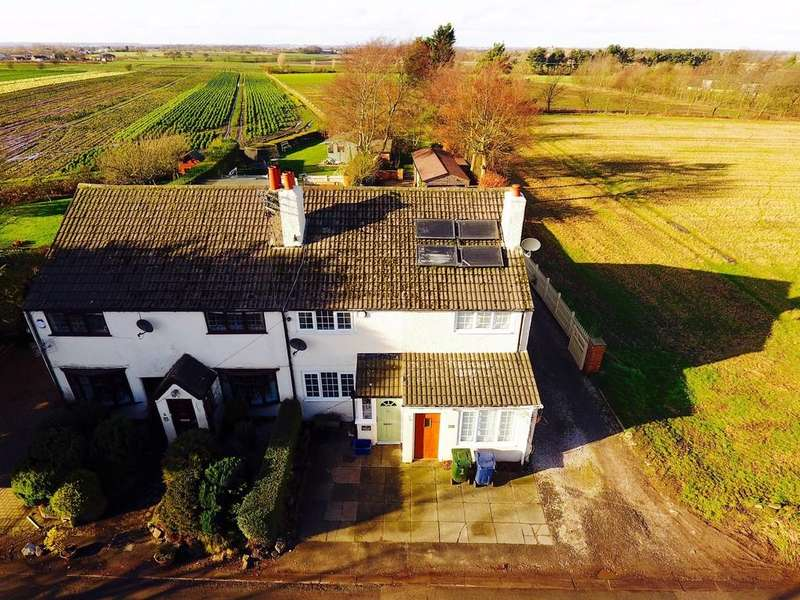 2 Bedrooms Cottage House for sale in Tower View Cottages, Blindmans Lane