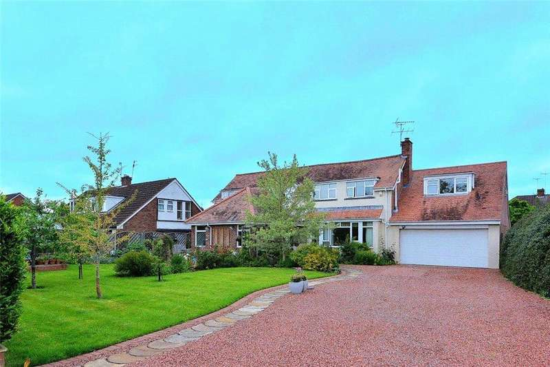 4 Bedrooms Detached House for sale in Broomfield Close, Kidderminster, DY11