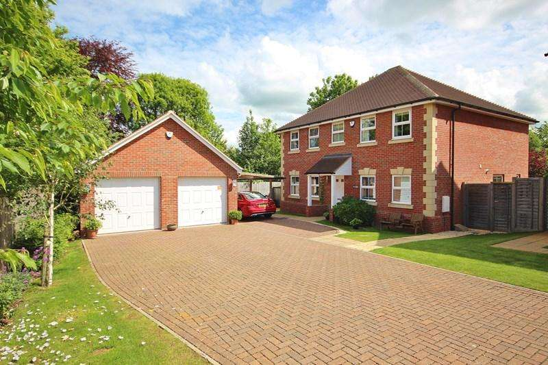4 Bedrooms Detached House for sale in Rodney Road, Saltford, Bristol