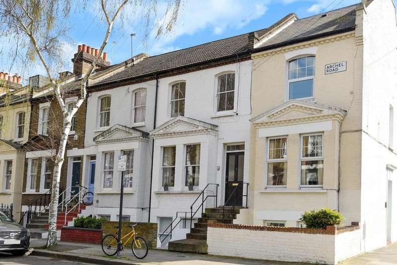 1 Bedroom Flat for sale in Archel Road, West Kensington, W14