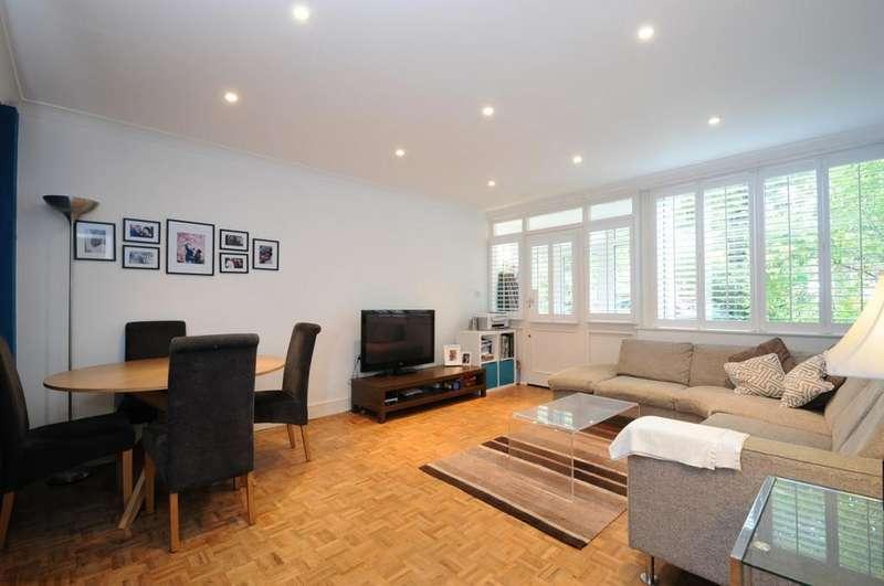 2 Bedrooms Flat for sale in St. Johns Park Pinelands Close SE3