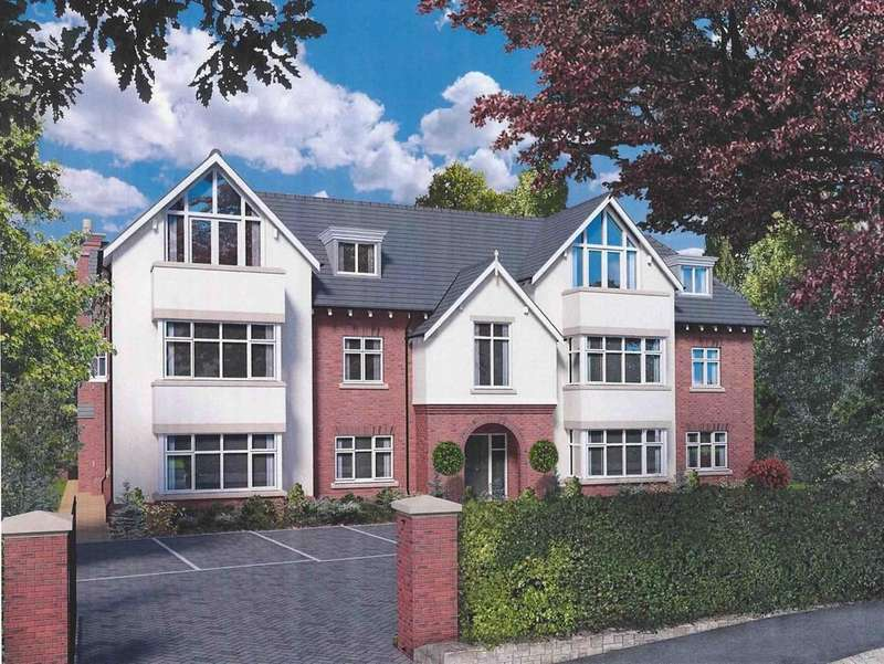 2 Bedrooms Apartment Flat for sale in Whitefields Road, Solihull