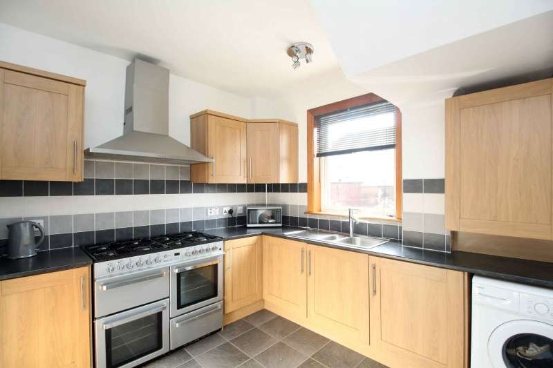 3 Bedrooms Semi Detached House for sale in Newlands Place, Tullibody, Clackmannanshire, FK10 2SN