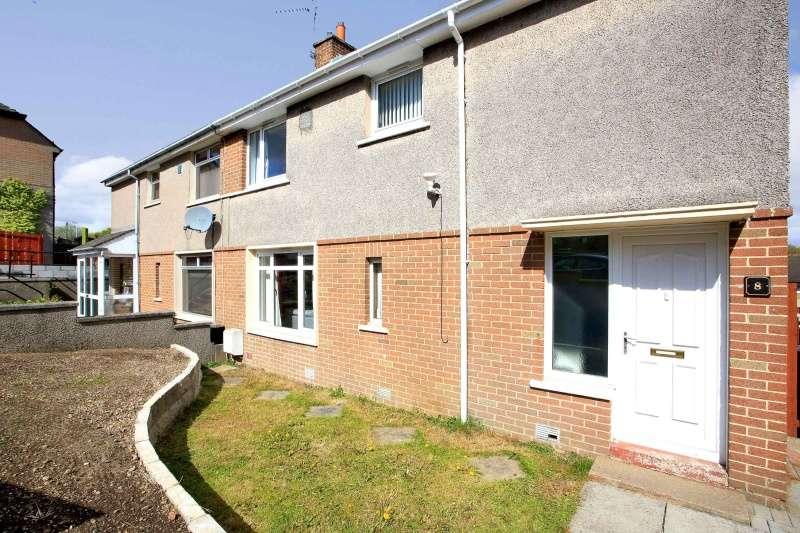 3 Bedrooms Semi-detached Villa House for sale in Kingsway, Bucksburn, Aberdeen, AB21 9BP