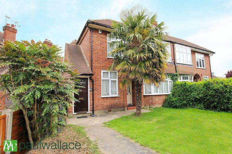 2 Bedrooms Maisonette Flat for sale in Bicknoller Road, Enfield