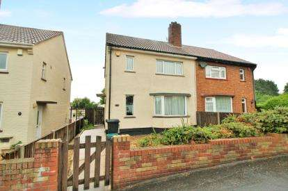 3 Bedrooms Semi Detached House for sale in Allison Avenue, Brislington, Bristol