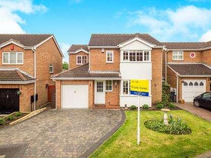 4 Bedrooms Detached House for sale in Maythorn Close, West Bridgford, Nottingham