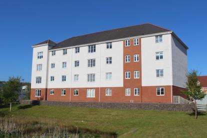 2 Bedrooms Flat for sale in Brodie Drive, Baillieston