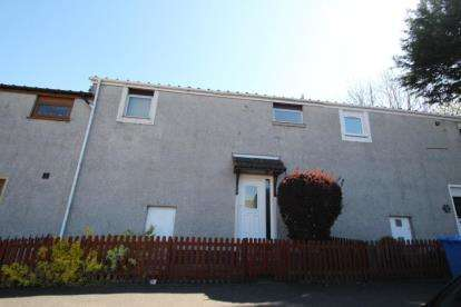 2 Bedrooms Terraced House for sale in Clement Rise, Livingston