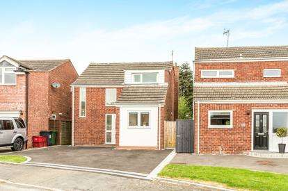 3 Bedrooms Detached House for sale in Daly Avenue, Hampton Magna, Warwick, Warwickshire
