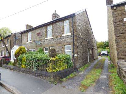 1 Bedroom Flat for sale in Dale Road, Dove Holes, Buxton, Derbyshire